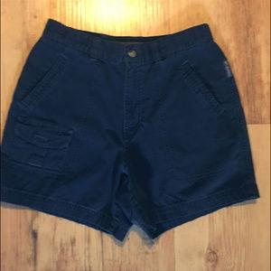 Columbia Shorts Navy Size 6